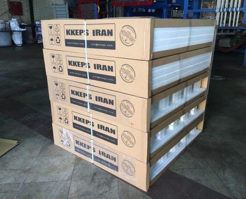 ICF Exported to Korea