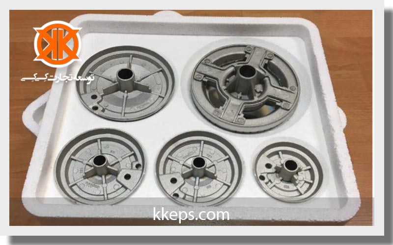 packaging gas stove